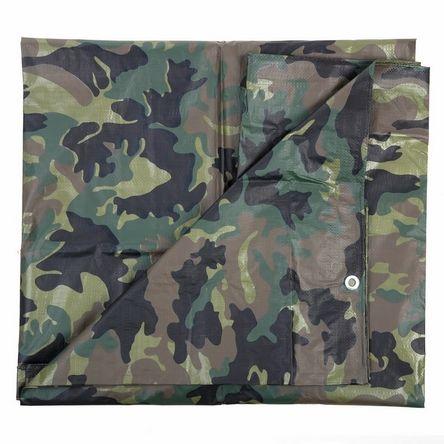 Afdekzeil Camouflage