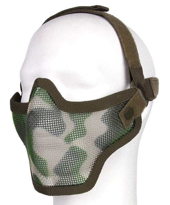 Airsoft maskers