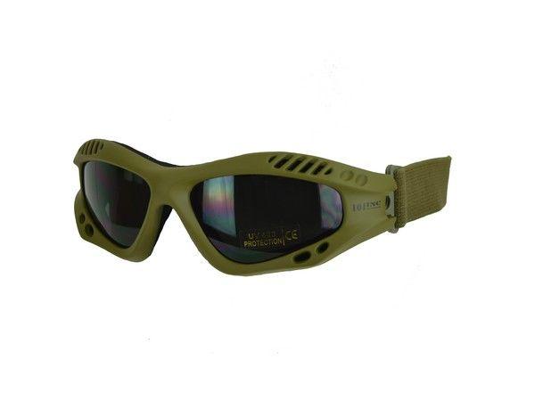 Tactical brillen