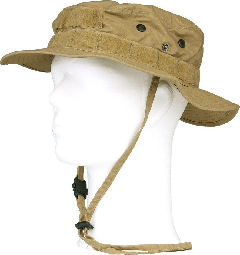 Bushhoedje Ranger velcro