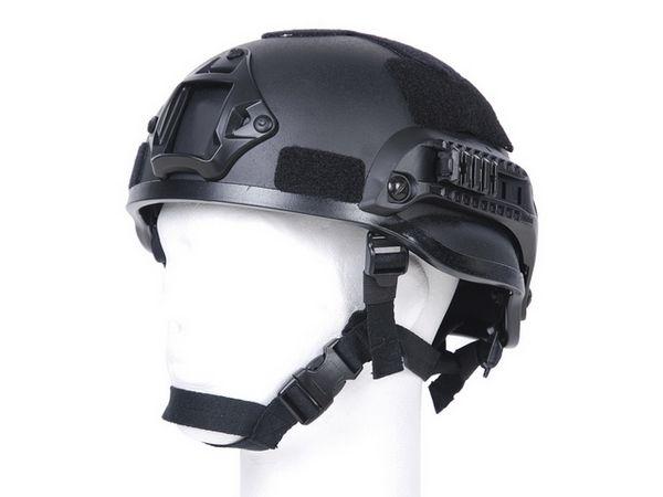 Helmen en overige hoofddeksels